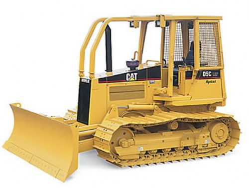 Bulldozer CAT D5C8